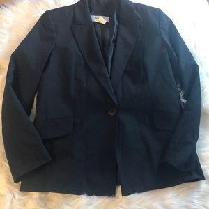 Yves St Laurent Uniform Black Blazer